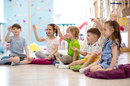 bigstock-Preschool-Children-Play-On-Spe-321789928
