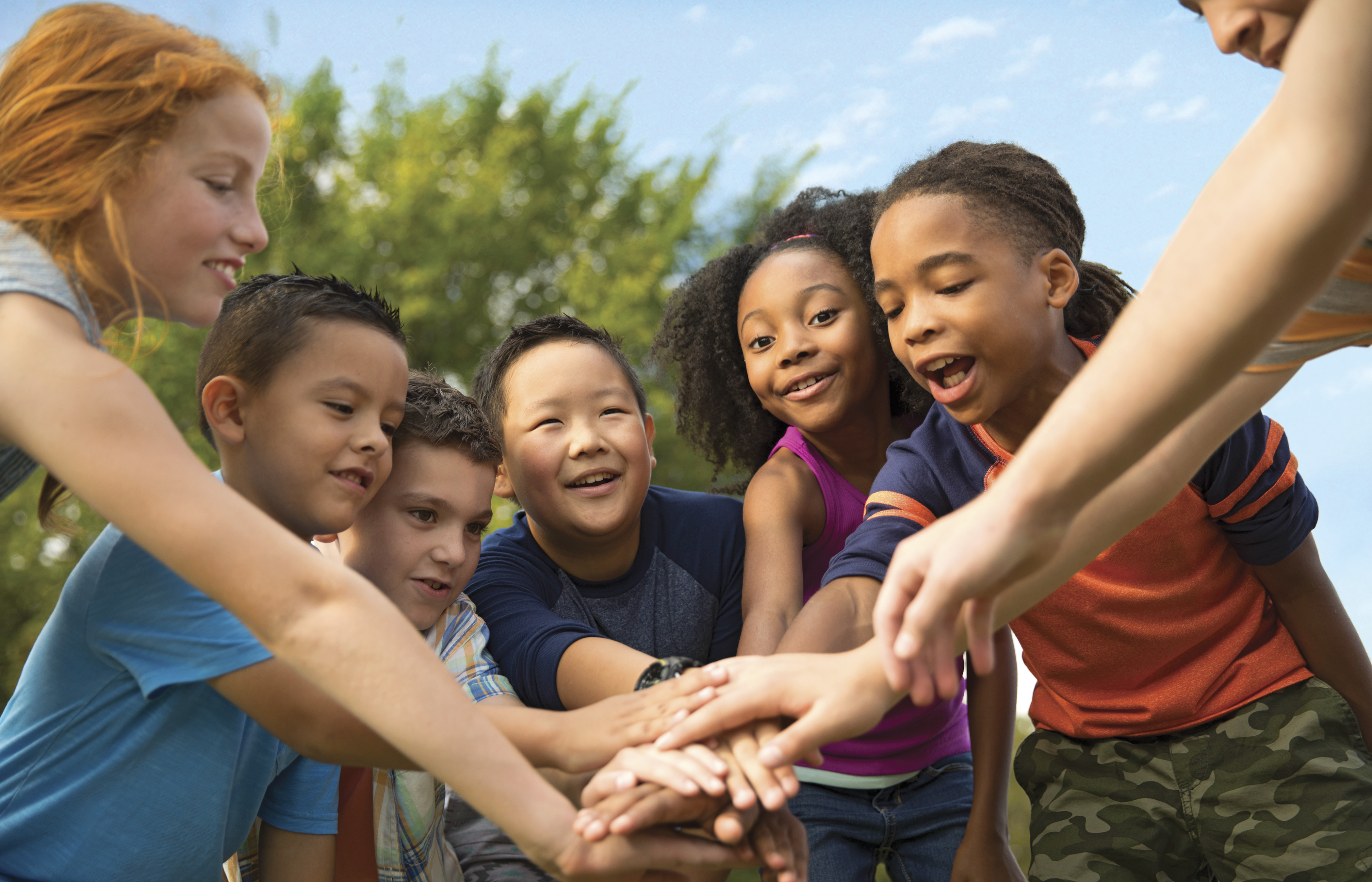 Sign Your Child Up for Kids Day Camp at the Y