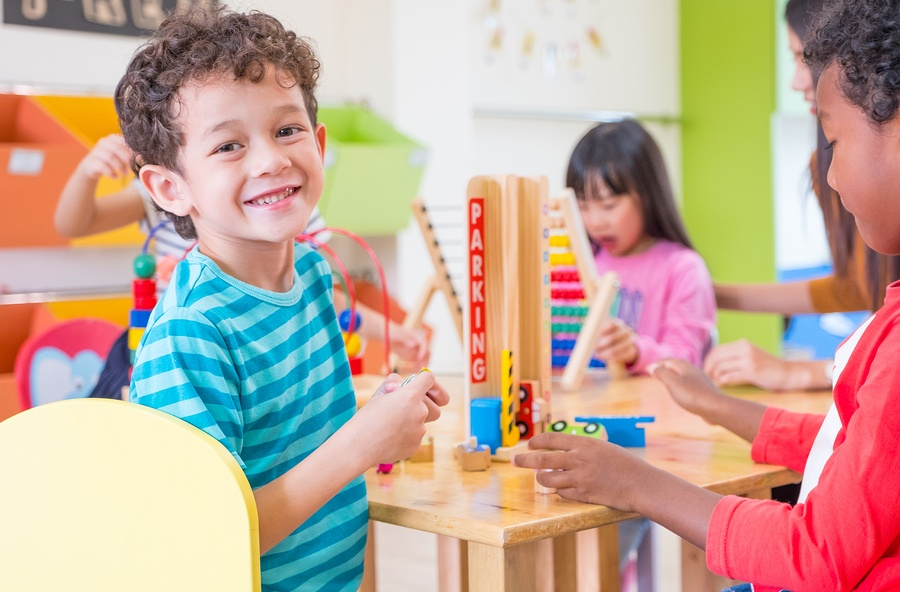 Discover the Many Benefits of Preschool at the Y