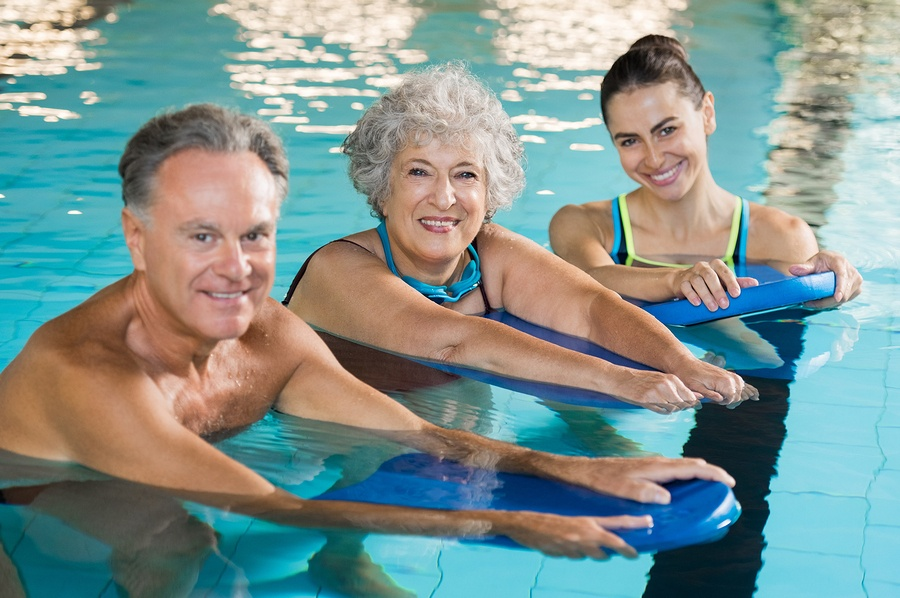 Improve Your Health with Aqua Aerobics at the Y