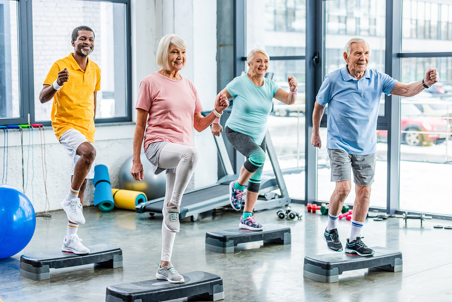 Start Your Senior Exercise Regimen at the Y